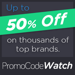 PromoCodeWatch – Online Coupons, Promo Codes & Discounts.