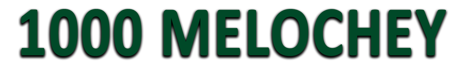 1000 Melochey coupon codes