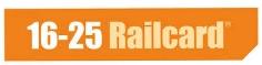 16-25 Railcard coupon codes