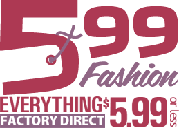 599 Fashion coupon codes