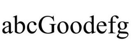abcGoodefg coupon codes