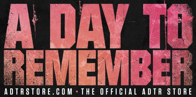 A Day To Remember coupon codes
