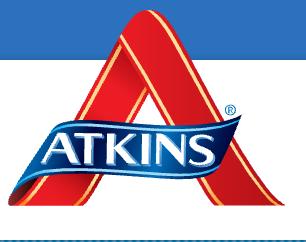 Atkins  coupon codes