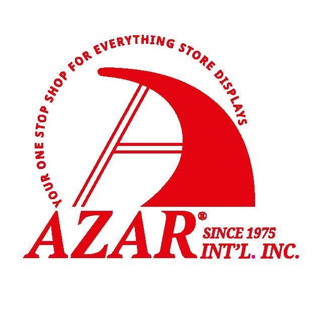 Azar Displays coupon codes