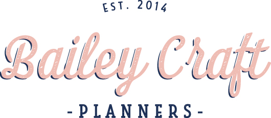 Bailey Craft Planners coupon codes
