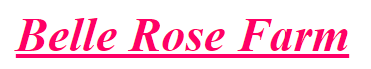 Belle Rose Farm coupon codes