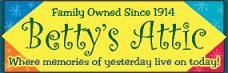 Betty's Attic coupon codes