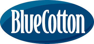 blue cotton coupons