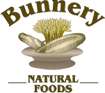 Bunnery Natural Foods coupon codes