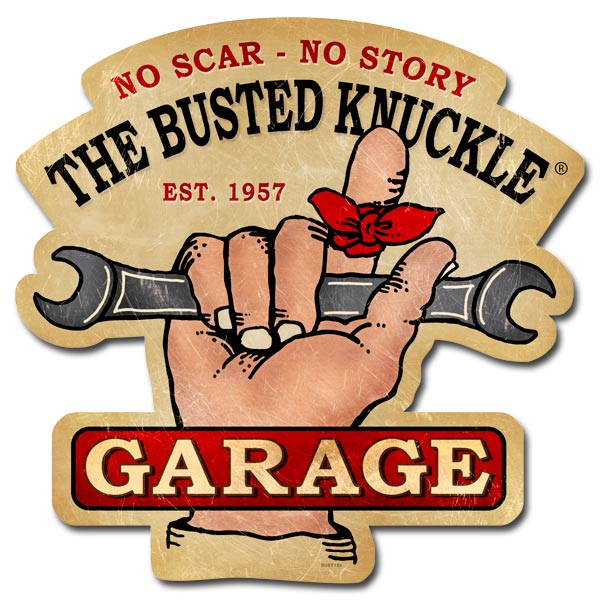 Busted Knuckle Garage coupon codes