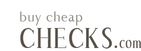 Buy Cheap Checks coupon codes