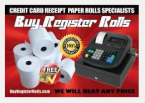 BuyRegisterRolls coupon codes