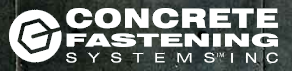 Concrete Fastening Systems coupon codes