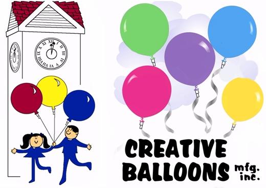 Creative Balloons coupon codes