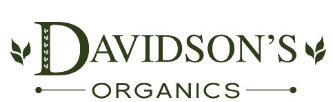 Davidson's Organic coupon codes