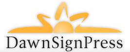 Dawn Sign Press coupon codes