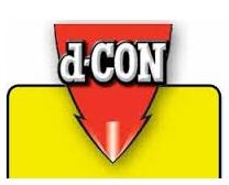 D-Con coupon codes