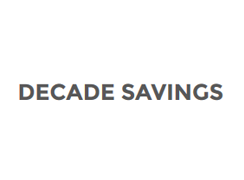 Decade Savings coupon codes