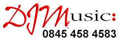 DJM Music Ltd & Hire coupon codes