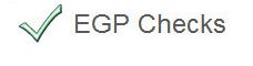 EGPChecks coupon codes