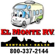 El Monte RV coupon codes