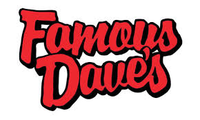Famous Dave's coupon codes