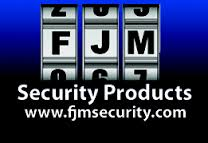 FJM Security Products coupon codes
