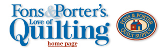 Fons and Porter coupon codes