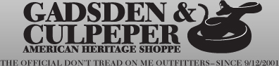 Gadsden and Culpeper coupon codes