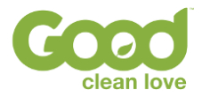 Good Clean Love coupon codes