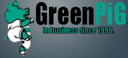 GreenPig Solutions coupon codes