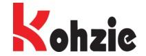 Kohzie coupon codes