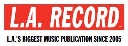L.A. RECORD coupon codes