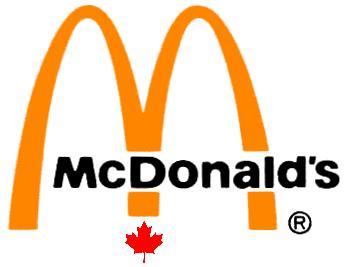 McDonald's Canada coupon codes