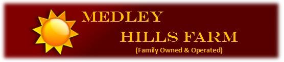 Medley Hills Farm coupon codes