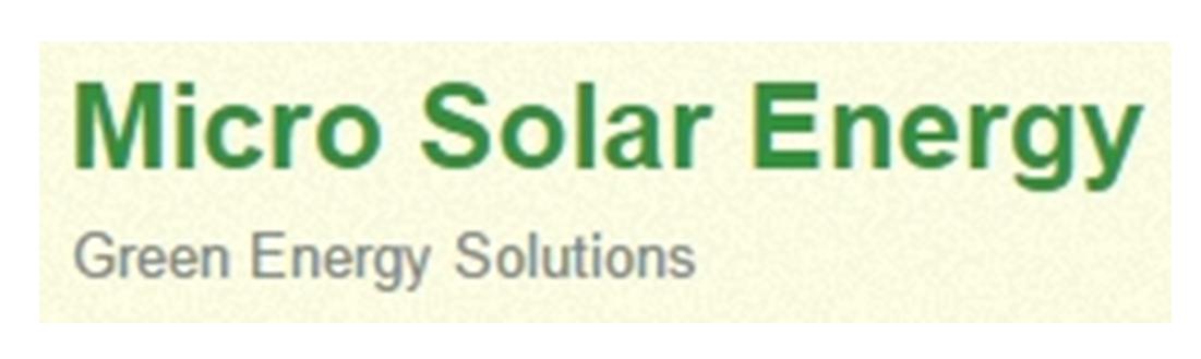 MicroSolar coupon codes