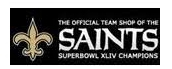 New Orleans Saints Team Shop coupon codes