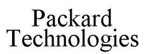 Packard Technologies coupon codes
