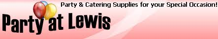 Party At Lewis coupon codes