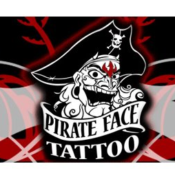 Pirate Face Tattoo coupon codes