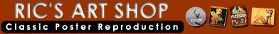 Rics Art Shop coupon codes