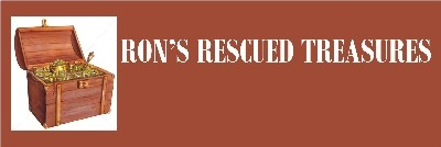Ron's Rescued Treasures coupon codes