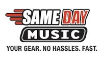 SameDayMusic.com coupon codes