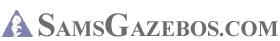 SamsGazebos coupon codes