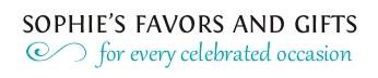 Sophie's Favors & Gifts coupon codes