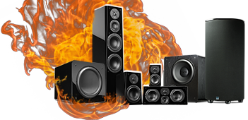 SVS Home Audio Speakers & Subwoofers coupon codes