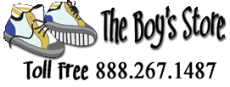 The Boy's Store coupon codes