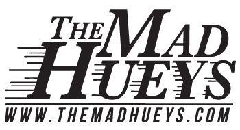 The Mad Hueys coupon codes