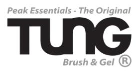 The Original TUNG Brush & Gel coupon codes