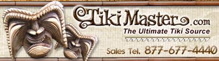 Tiki Master coupon codes